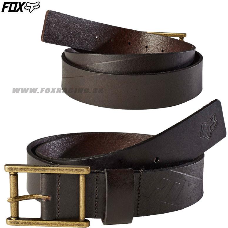 Fox opasok Briarcliff Leather Black od 22 fc6f30a1593