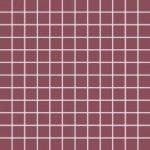 PARADYZ BRIOSA Viola mozaika rezaná 29,8x29,8 Lesklé