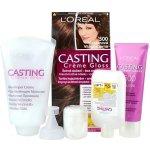 Loréal Casting Creme Gloss šetrné zloženie bez amoniaku Gaštanová č. 500
