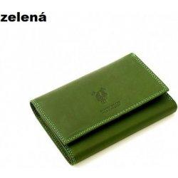 Harvey Miller 559195 Kožená peňaženka dámska Zelená alternatívy ... 682e4ad37f3