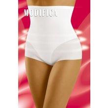 Sťahovacie nohavičky MODIFIC white biela