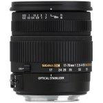 Sigma 17-70mm f/2,8-4 DC Makro OS HSM Canon