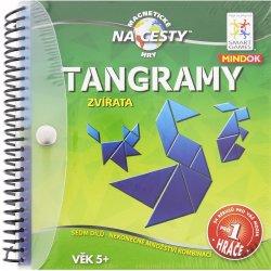 Mindok SMART hra tangramu Zvieratá