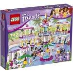 LEGO Friends 41058 Obchodná zóna Heartlake