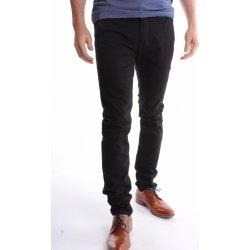 9b051a71d31d Pánske elastické športovo-elegantné nohavice M-SARA (KA8731-13) - čierne