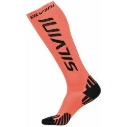 02b70564ded3b Silvini Kompresné ponožky Casalone UA562 oranžová od 18,95 ...