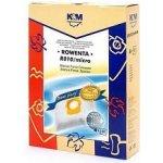 K&M R010 MICRO FL Rowenta Spaceo 4ks