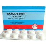 Galvex Magnéziové tablety 500mg 80 tabliet