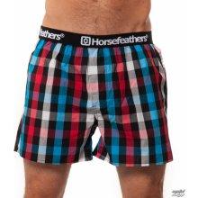 Hosefeathers Apollo boxer shorts red