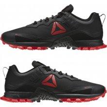 91cb14c9e19a Reebok Pánske bežecké topánky ALL TERRAIN CRAZE Čierna   Červená