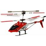 SYMA RC vrtuľník s107 červená