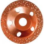 Miskovitý brúsny kotúč Bosch, plochý, pr. 115 mm, jemný (2608600177)
