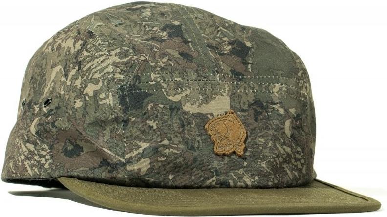 dab1d6b73 Rybárska šiltovka, čapica, rukavica Nash Šiltovka ZT 5 Panel Cap ...