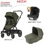 Britax GO Olive Green 2017