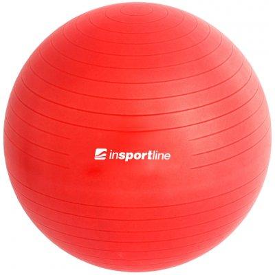 Gymnastická lopta inSPORTline Top Ball 75 cm červená