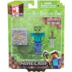Minecraft Sammelfigur Zombie
