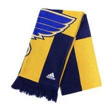 495f089f29532 Adidas Šál St. Louis Blues Jacquard Scarf