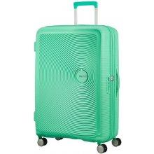 64225b19ee469 American Tourister Soundbox spinner 77 Denim Blue 11