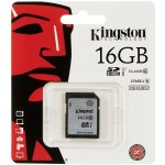 Kingston SDHC 16GB UHS-I U1 SD10VG2/16GB