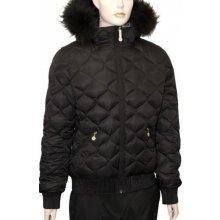 Colmar Vichy oboustranná dámská černá Péřová bunda