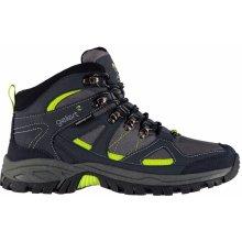 d4385ffbab0 Gelert Snowden Waterproof Mens Walking Boots Navy