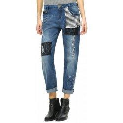 Desigual dámské jeansy modré alternatívy - Heureka.sk 03cb2f8c6b2