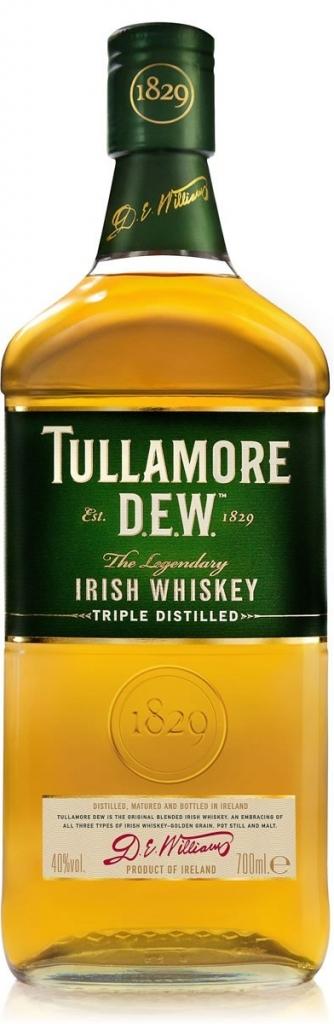 Tullamore Dew 0,7 l - 0