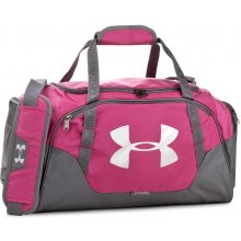 Under Armour Undeniable Duffle 3.0 SM Tropic Pink Graphite Silver Osfa 23643d9aa43