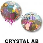 Kamienky na 3D mihalnice Crystal AB SS5 25 ks