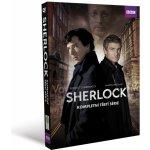 Kolekce: Sherlock III. DVD