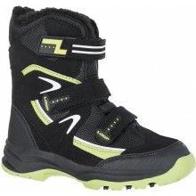 Loap Mareo zimné topánky čierno/zelené