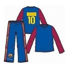 detské pyžamo FC Barcelona MESSI dlhé