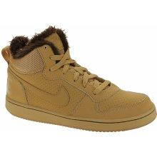 baf0ece98 Nike Court Borough MID Winter GS Haystack/Haystack/Barooque Brown