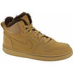 ad1c02b08 Nike Court Borough MID Winter GS Haystack/Haystack/Barooque Brown od ...