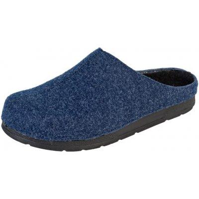 Pánske zdravotné papuče BZ450 modré