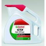 Castrol GTX High Mileage 15W-40 5 l