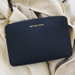 Michael Kors Jet set Travel crossbody admiral