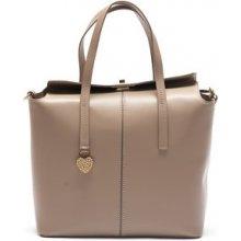 Mangotti kožená kabelka 387 Fango