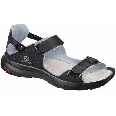 Salomon Sandále Tech Sandal Feel Black/FLINT /Bk Čierna
