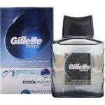 Gillette Series Cool Wave voda po holení 100 ml