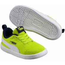 Puma Detské topánky Courtflex Mesh 19c4e430a7c
