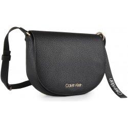 1dfb6335d Calvin Klein crossbody Marissa Saddle Bag čierna alternatívy ...