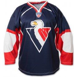 Trops-Sport Hokejový dres HC Slovan Bratislava modrý alternatívy ... c5a9812268