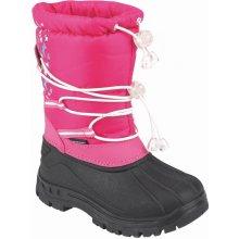 Loap ASTRAY zimné topánky ružové