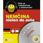 Nemčina nielen do auta - CD s MP3