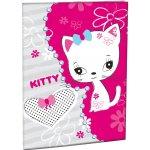 Dosky na abecedu Hello Kitty