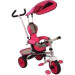 ea6f47503465e Baby Mix Dětská tříkolka pink