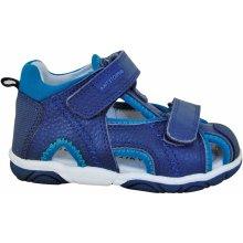 1bdd79ab641c Protetika Chlapčenské sandále Stoler modré