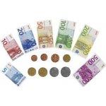 GOKI 51853 Peniaze na hranie Euro