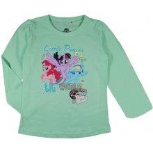 E plus M Dievčenské tričko My little Pony - zelené